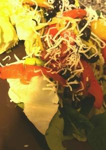 Enchilada salad