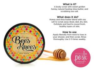 perfectly posh bees knees